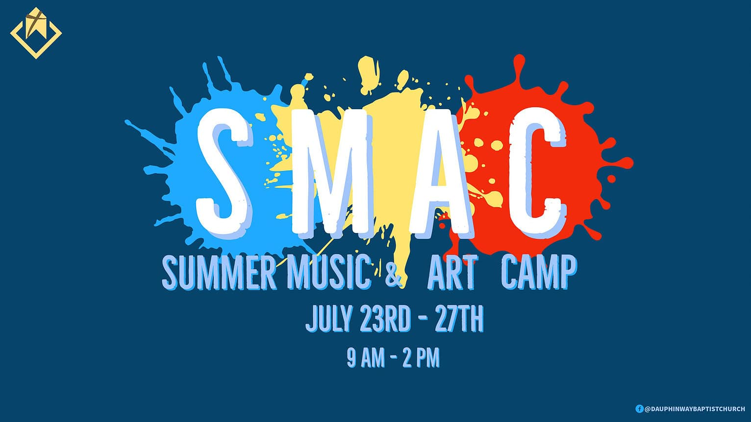 Dauphin Way Summer Music & Art Camp