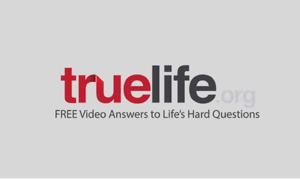True Life Logo